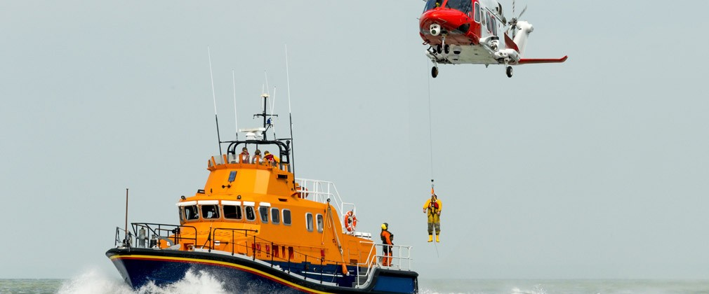 Coastguard & Mountain Rescue